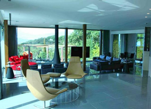 Sistema domótico en casa de la Costa Brava