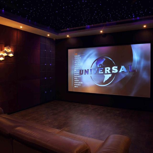 Salas de Cine en Casa: Piso Eixample