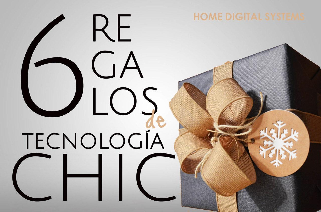 6 ideas chic para regalar tecnología esta navidad